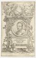 Bildnis des Annibali Carraccio, unbekannter K nstler - 1609? (Quelle: Digitaler Portraitindex)
