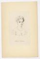 Bildnis der Angelica Catalani, unbekannter K nstler - 1801/1825 (Quelle: Digitaler Portraitindex)