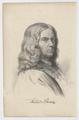 Bildnis des Adelbert von Chamisso, unbekannter Künstler-1817/1850 (Quelle: Digitaler Portraitindex)