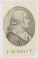 Bildnis des I. A. Christ, Schwarz, Paul Wolfgang - 1795 (Quelle: Digitaler Portraitindex)