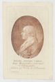 Bildnis des Ioseph Anton Christ, Georg Joseph Coentgen - vor 1799 (Quelle: Digitaler Portraitindex)