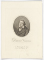Bildnis des Domenico Cimarosa, Johann Joseph Neidl - um 1790/1800 (Quelle: Digitaler Portraitindex)