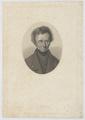 Bildnis des Karl Wilhelm Salice Contessa, Johann Friedrich Bolt-1826 (Quelle: Digitaler Portraitindex)