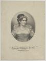 Bildnis der Friderike Wilhelmine Caroline, Königin von Bayern, Joseph Sidler-1830/1850 (Quelle: Digitaler Portraitindex)