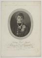 Bildnis des Ludwig Carl August, Kronprinz von Bayern, Johann Georg Mansfeld - 1810/1817 (Quelle: Digitaler Portraitindex)