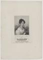 Bildnis der Karoline, Kaiserin v. Oesterreich, Königin v. Ungarn u. Böhmen, Johann Nepomuk Ender-1832/1837 (Quelle: Digitaler Portraitindex)