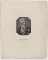 Bildnis des Karl August F�rst von Hardenberg, Anton Wachsmann - 1818/1832 (Quelle: Digitaler Portraitindex)