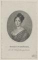 Bildnis der Sophie Schröder, Blaschke, János-1822/1833 (Quelle: Digitaler Portraitindex)
