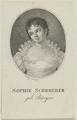 Bildnis der Sophie Schröder, Leo Wolf-1795/1840 (Quelle: Digitaler Portraitindex)