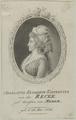 Bildnis der Charlotta Elisabeth Konstantia von der Recke, J gel, Friedrich - 1794 (Quelle: Digitaler Portraitindex)