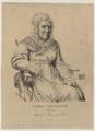 Bildnis der Maria Cunigunde, Aebtissin zu Essen und Thorn, 1818/1834 (Quelle: Digitaler Portraitindex)