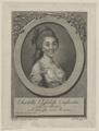 Bildnis der Charlotte Elisabeth Constantia von der, geb. Gr�fin v. Medem Recke, Bock, Christoph Wilhelm - 1783/1800 (Quelle: Digitaler Portraitindex)