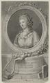 Bildnis der Charlotte Elisabeth Constantia von der Recke, Henne, Eberhard Siegfried (zugeschrieben) - 1792 (Quelle: Digitaler Portraitindex)