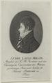 Bildnis des Aubin Louis Millin, 1801/1850 (Quelle: Digitaler Portraitindex)