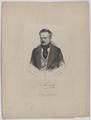Bildnis des Josef Maria von Radowitz, Schertle, Valentin - 1848 (Quelle: Digitaler Portraitindex)