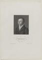 Bildnis des Ludwig Uhland, Johann Georg Serz-1823/1843 (Quelle: Digitaler Portraitindex)