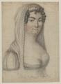 Bildnis der Luise, Grossherzogin von Hessen, Schr der, ? - 1806/1850 (Quelle: Digitaler Portraitindex)
