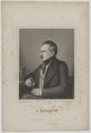 Bildnis des Josef Maria von Radowitz, Metzeroth, Gustav - 1848 (Quelle: Digitaler Portraitindex)