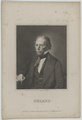 Bildnis des Ludwig Uhland, Kühner, Traugott-1850/1860 (Quelle: Digitaler Portraitindex)