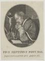 Bildnis des Pivs Septimvs Pont. Max., 1801/1833 (Quelle: Digitaler Portraitindex)