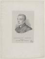 Bildnis des Fortunatus Santini, Luigi Rossi (ungesichert) - 1851/1866 (Quelle: Digitaler Portraitindex)