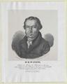 Justi, Karl Wilhelm,  (Quelle: Digitaler Portraitindex)
