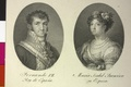 Ferdinand VII., König von Spanien,  (Quelle: Digitaler Portraitindex)