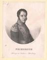 Friedrich, Herzog von Sachsen-Altenburg,  (Quelle: Digitaler Portraitindex)