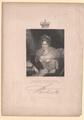 Adelheid, Prinzessin von Sachsen-Meiningen,  (Quelle: Digitaler Portraitindex)