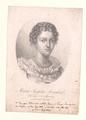 Maria Josefa, Prinzessin von Sachsen,  (Quelle: Digitaler Portraitindex)