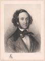 Mendelssohn-Bartholdy, Felix,  (Quelle: Digitaler Portraitindex)