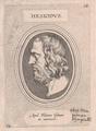 Hesiodus,  (Quelle: Digitaler Portraitindex)