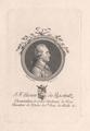 Racknitz, Joseph Friedrich Freiherr von, Friedrich Grögory-1776/1788 (Quelle: Digitaler Portraitindex)