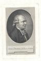 Z�llner, Johann Friedrich, Carl Friedrich Ernst Frommann - 1800 (Quelle: Digitaler Portraitindex)