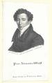 Wolff, Pius Alexander, Y. von Seydlitz - um 1821/1840 (Quelle: Digitaler Portraitindex)