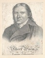 Wurm, Albert Aloys Ferdinand,  (Quelle: Digitaler Portraitindex)