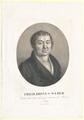 Weber, Friedrich Dionys,  (Quelle: Digitaler Portraitindex)