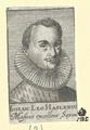 Hassler, Hans Leo, 1688 (Quelle: Digitaler Portraitindex)