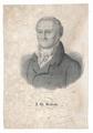 Schicht, Johann Gottfried, Zimmermann - 1801/1850 (Quelle: Digitaler Portraitindex)