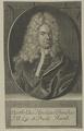 Bildnis des Bartholdus Henricus Brockes, Bernigeroth, Martin (zugeschrieben)-1716 (Quelle: Digitaler Portraitindex)