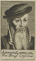 Bildnis des Ambrosius Lobwasser, 1688 (Quelle: Digitaler Portraitindex)