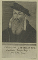 Bildnis des Ambrosius Lobwasser, 1601/1700 (Quelle: Digitaler Portraitindex)
