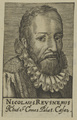 Bildnis des Nikolaus Revsnerus, Johann Franck (zugeschrieben)-1688 (Quelle: Digitaler Portraitindex)