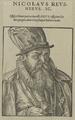 Bildnis des Nikolavs Revsnervs, Stimmer, Tobias-1554/1584 (Quelle: Digitaler Portraitindex)