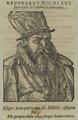 Bildnis des Reusnerus Nicolaus, Stimmer, Tobias-1719 (Quelle: Digitaler Portraitindex)