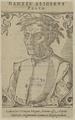 Bildnis des Dantes Aligerivs, Stimmer, Tobias - 1589 (Quelle: Digitaler Portraitindex)