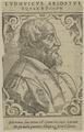 Bildnis des Lvdovicvs Ariostvs, Stimmer, Tobias - 1589 (Quelle: Digitaler Portraitindex)