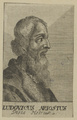 Bildnis des Ludovicus Ariostus, Johann Franck (zugeschrieben) - 1688 (Quelle: Digitaler Portraitindex)