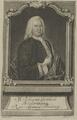 Bildnis des Johann Gottlieb Bidermann, Sysang, Johann Christoph - um 1757 (Quelle: Digitaler Portraitindex)