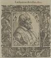 Bildnis des Ludouicus Ariostus, Stimmer, Tobias - 1575/1577 (Quelle: Digitaler Portraitindex)